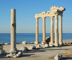 Efez – Domček Panny Márie – Bazilika sv. Jána s kúpaním v mori